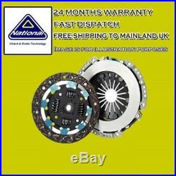National 3 Piece Clutch Kit CK9209 Fit with Subaru Forester