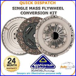 National Solid Mass Flywheel And Clutch For Bmw 3 Series Ck10107f