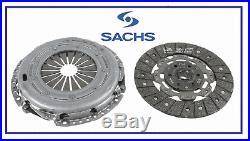 New Genuine OEM SACHS Volvo S40 V50 1.6 D 81KW 2005 2 Piece Clutch Kit