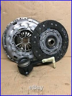 New Luk 3 Piece Clutch Kit For Audi Seat Skoda Vw 2.0 Tdi 624 3553 33 624355333