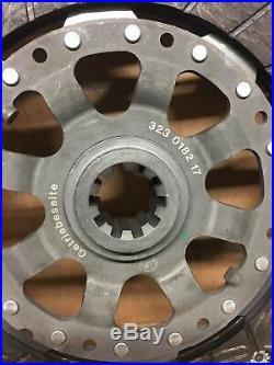 New Luk 3 Piece Clutch Kit For Bmw Series 3 5 E34 E39 623026806 623 0268 06