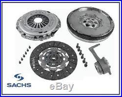 New SACHS Alfa Romeo 159 1.9 JTDM 2005 Dual Mass Flywheel Clutch kit & CSC