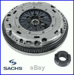 New SACHS Audi A4, A6 1.8 1.8 T 2.0 Dual Mass Flywheel, Clutch Kit & Bearing