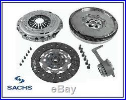 New SACHS Audi, Skoda, Seat, Ford 1.9 Tdi Dual Mass Flywheel Clutch kit & Slave