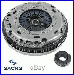 New SACHS Skoda Superb 1.9 TDI 74/77/84kW 2002- Dual Mass Flywheel & Clutch Kit