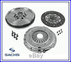 Clutch Kit Solid Flywheel VW Bora 1.9 AJM//ADT//AUY Dual Mass Replacement CSC