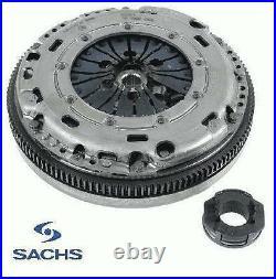 New SACHS Vw Bora, Golf Mk4 1.8 T Dual Mass Flywheel, Clutch Kit & Bearing