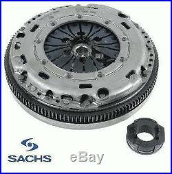 New SACHS Vw Passat 1.8 1.8 T 2.0 Dual Mass Flywheel, Clutch Kit & Bearing