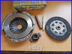 RENAULT MASTER 2.5D Clutch Kit 3 piece with Cover, Plate, Release Bearing 89 to 98