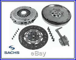 SACHS Vw Bora, Golf Mk4 1.9 TDI Ford Galaxy Dual Mass Flywheel, Clutch Kit & CSC