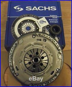 Sachs Clutch Clutch Kit+Dual Mass Flywheel VW Bma Cbaa Bve Bvd Bkp Bkd
