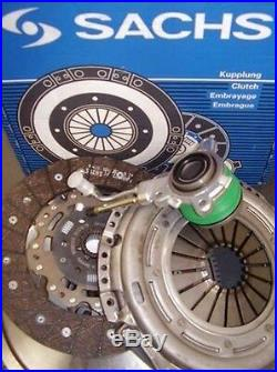 Sachs Dual Mass Flywheel And A Clutch Kit For Vauxhall Vectra 150 1.9 Cdti F40