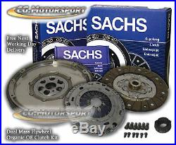 Sachs Dual Mass Flywheel & Clutch Kit For Skoda Fabia 1.9 TDI 90 ALH / 110 ASV