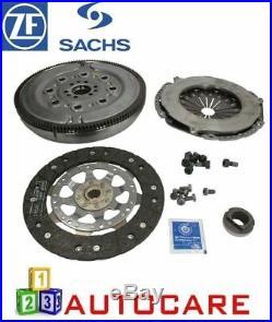 Sachs For Citroen & Peugeot 1.6 Hdi Duel Mass Flywheel Clutch Kit