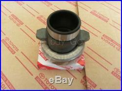 Toyota Corolla CP AE86 AE71 Clutch Release Bearing & Hub set Genuine OEM Parts
