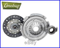 VW 200mm Classic Clutch / Pressure Plate w Release Bearing Kit, WithO Centre Pad