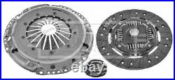 VW GOLF Mk3 GTI 2.0 Clutch Kit 3pc (Cover+Plate+Releaser) 93 to 97 ABF B&B New