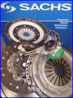 VW Group 2.0 TDI GENUINE SACHS 2290601009 Dual Mass Flywheel and Clutch Kit CSC
