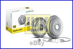 VW TIGUAN 5N DSG Clutch Kit 2.0 2.0D 2007 on 2CT LuK VOLKSWAGEN Quality New