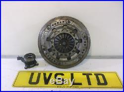 Vauxhall Astra Van, clutch flywheel and release bearing, 1.7 CDTi, (Z17DTL)