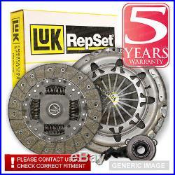 Vauxhall Combo 1.3 Cdti Luk Clutch Kit 75 10/05-11 Estate Z13Dtj To Eng 2494873