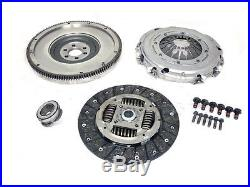 Vw Golf V Tdi 2003-2008 Solid Mass Flywheel Clutch Kit Slave Cylinder 90 105